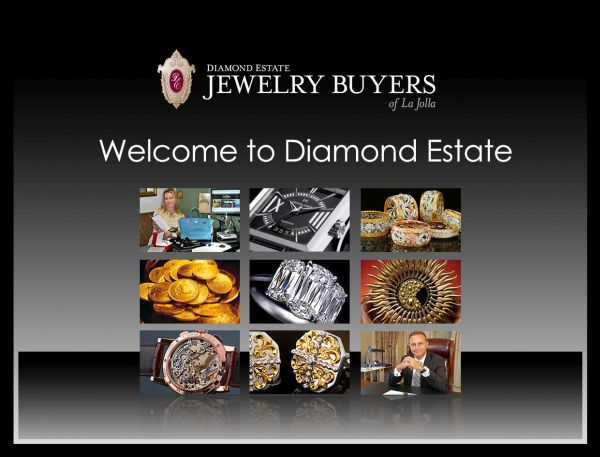 Solana Beach Estate Jewelry Buyers