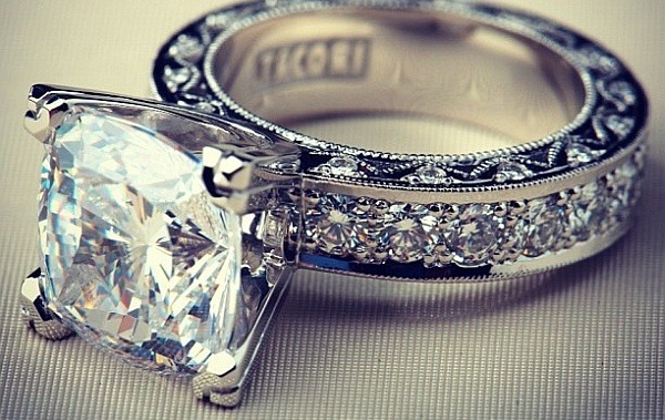 how to sell a tacori engagement ring more - Used Wedding Rings For Sale
