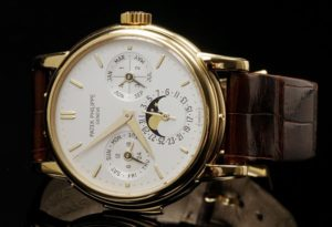 How to Auction a Patek Philippe