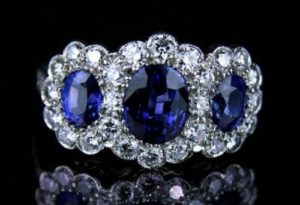 Sapphire Jewelry Auction
