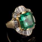 Sell Large Emeralds