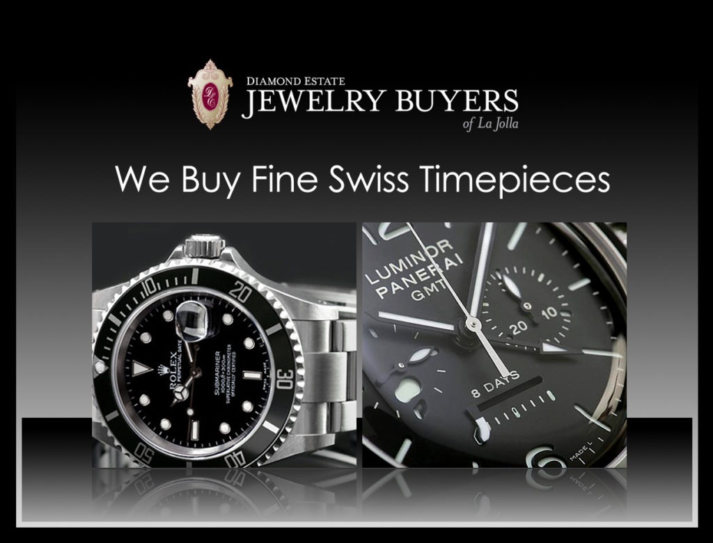 Sell a Watch for Cash in Santa Rosa CA