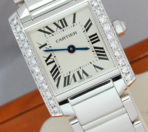Auction My Cartier Tank Watch