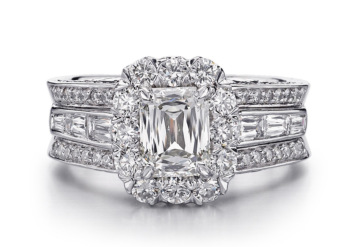 where to sell a christopher designs engagement ring wedding band