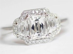 Sell a Harry Winston Engagement Ring