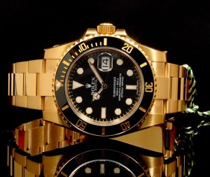 Auction a Rolex on eBay