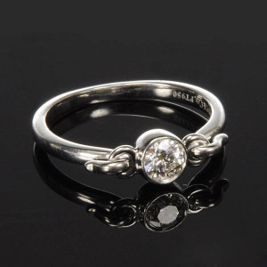 Auction a Tiffany Engagement Ring