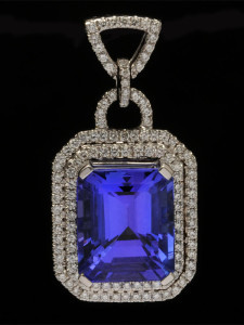 Auction Tanzanite Jewelry