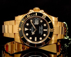 About a Rolex Submariner