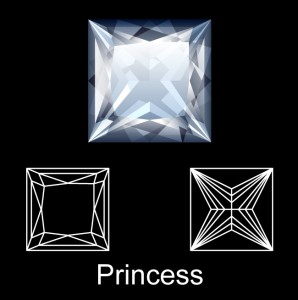 What is a Princess Cut Diamond