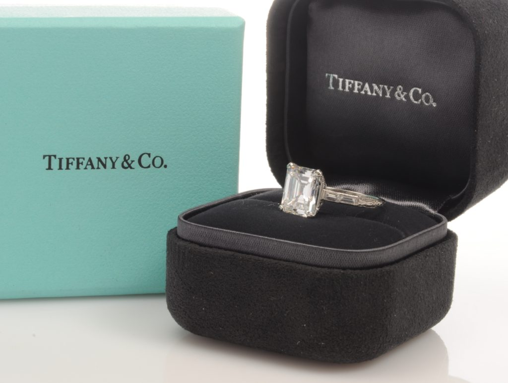 Sell a Tiffany Diamond Ring in Atlanta, GA