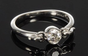 Sell a Tiffany Platinum Ring