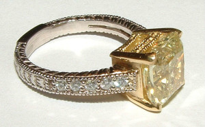 Choosing an Antique Diamond Ring