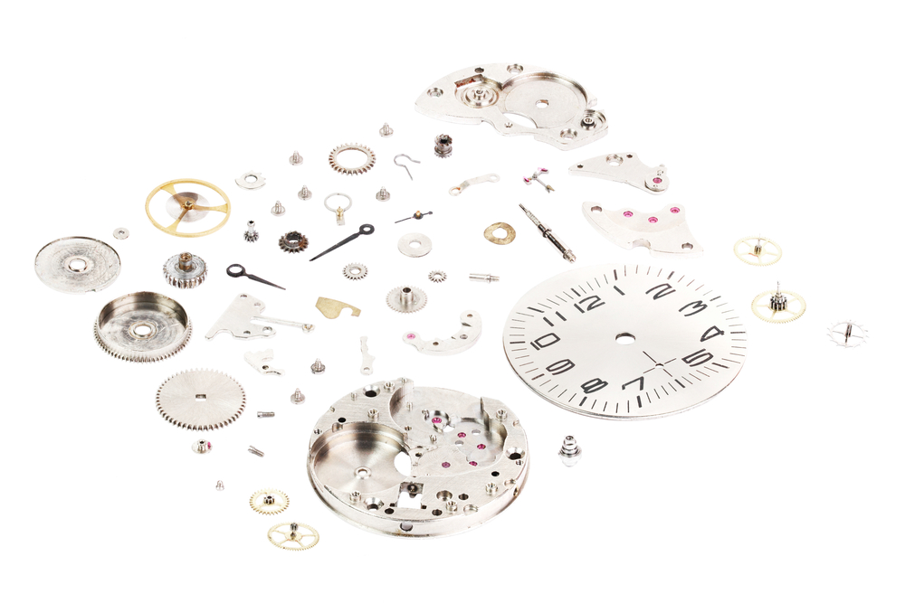Glossary of Watch Parts
