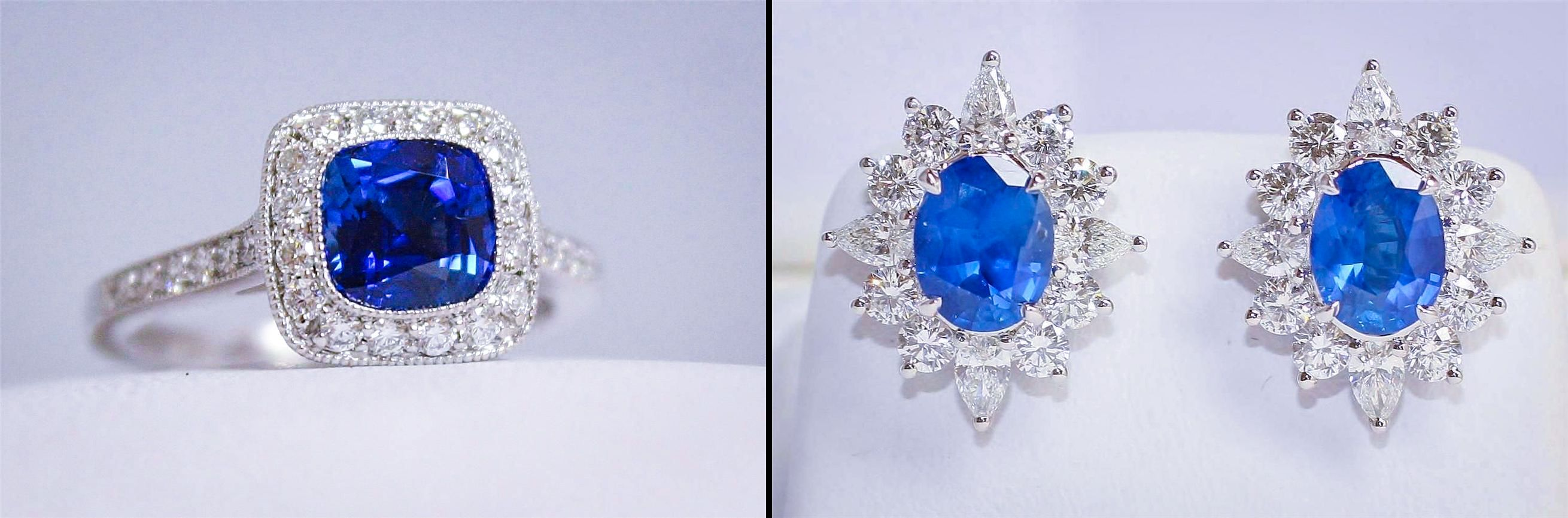 At Diamond Estate Jewelry Ers We Precious Gemstone In Two Ways Serve Clients Person Throughout Southern California From Our