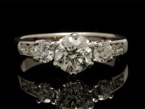 Affordable Engagement Ring Ideas Featured Image