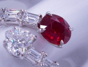 We Buy Ruby Jewelry