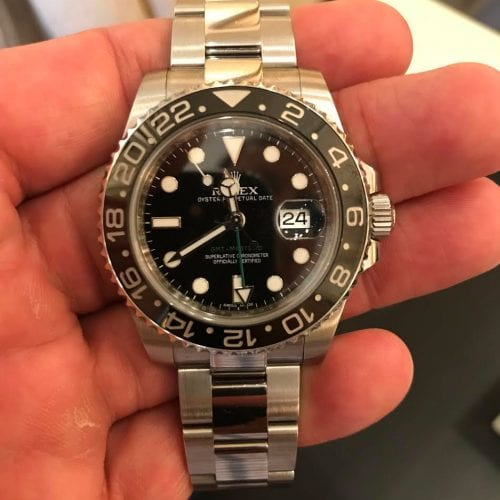 Market Prices: Rolex GMT Master II Featured Image