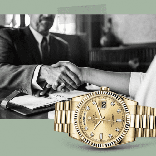 How to Sell a Rolex Watch Featured Image