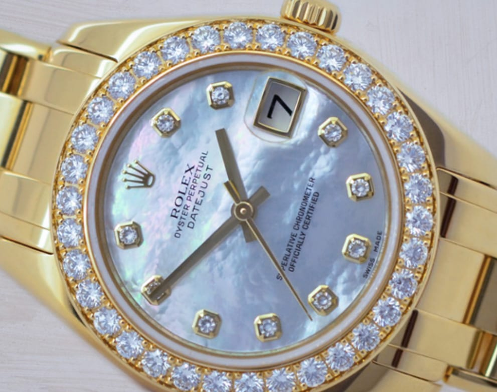 Sell a Rolex Pearlmaster