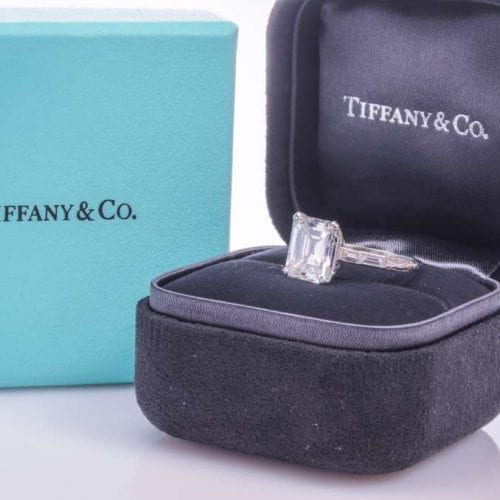 Tiffany Engagement Ring Featured Image