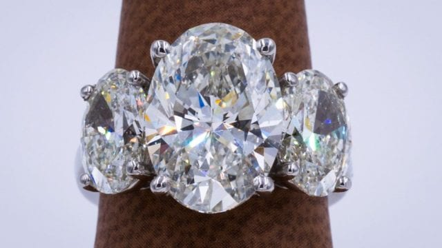 Recently Purchased Engagement Ring In Sherman Oaks