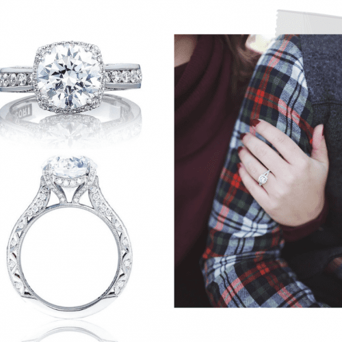 Where to Sell a Tacori Engagement Ring Featured Image