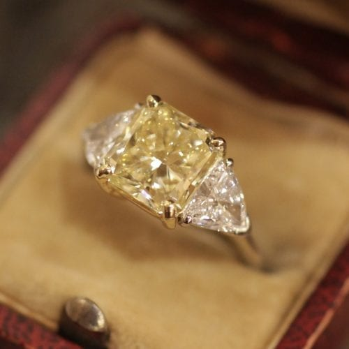 4.12 ct Brilliant Diamond<br />