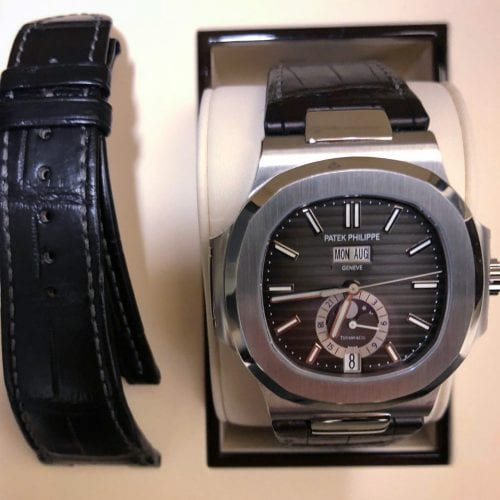 Patek Philippe Nautilus<br />