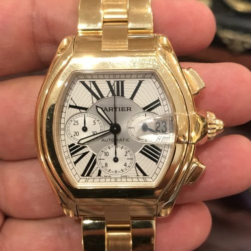 Cartier Roadster<br />
