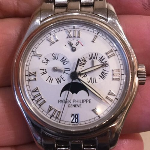 Vintage Patek Philippe Featured Image