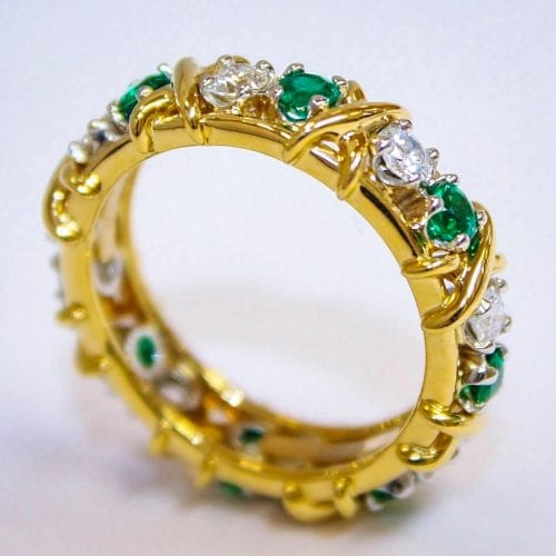 Tiffany Ring by Jean Schlumberger  Featured Image