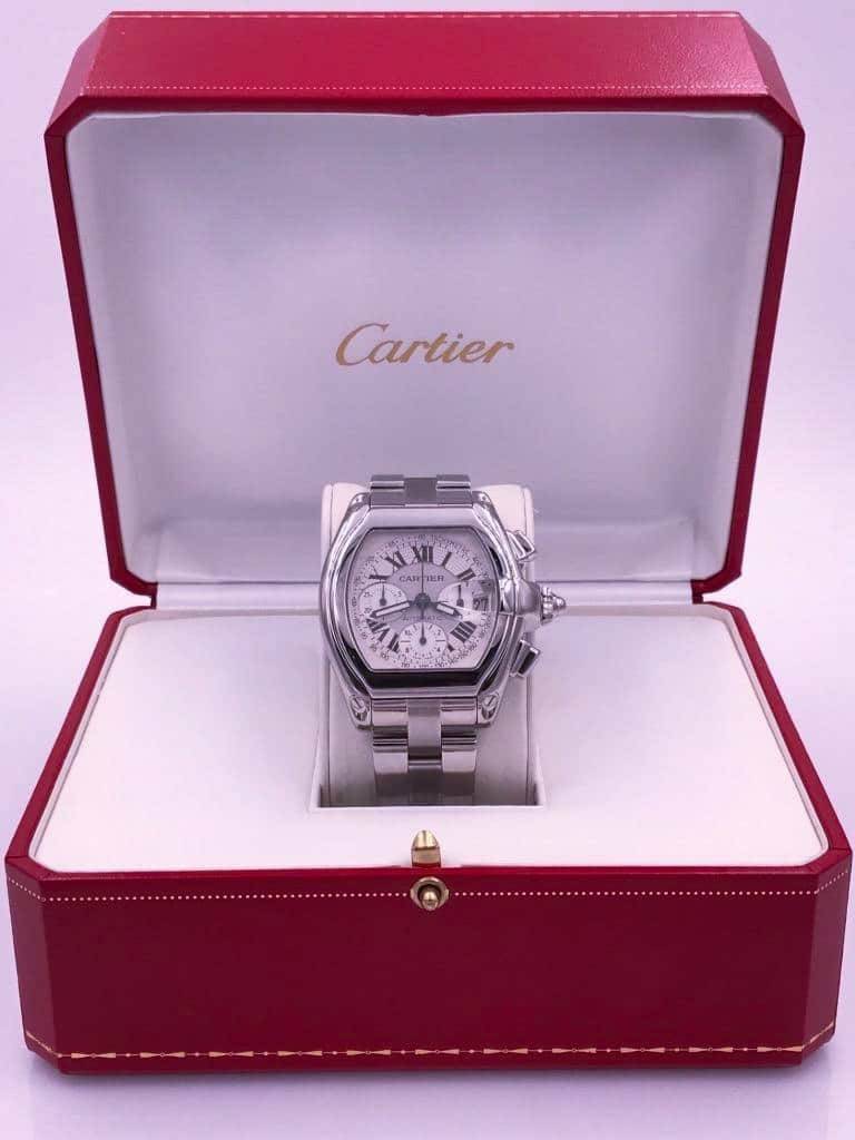 Cartier Roadster Featured Image