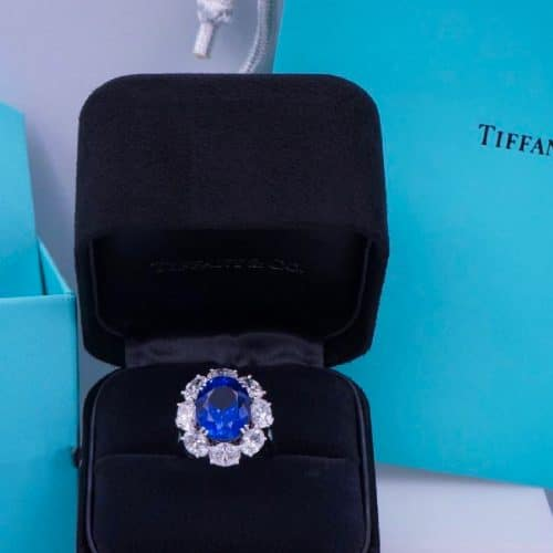 Tiffany Tanzanite Ring Featured Image
