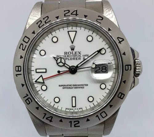 Rolex Explorer II<br />