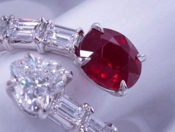 Ruby & Diamond Ring Featured Image